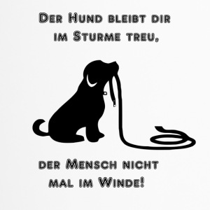 Hund - Thermobecher