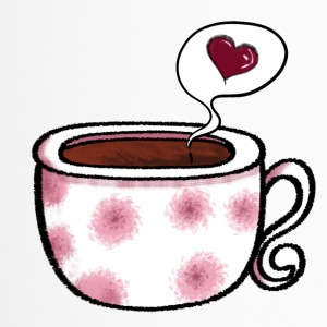 Kaffee Love - Thermobecher
