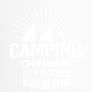 Camping adventure - Travel Mug