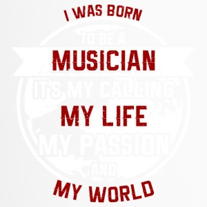 music is my passion - Travel Mug