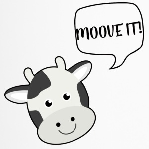 Cow / Farm: Moove It! - Travel Mug