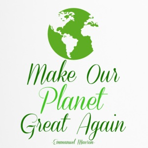 Make our planet great again - Thermobecher