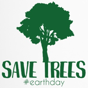 Earth Day / Earth Day: Save Trees #earthday - Travel Mug