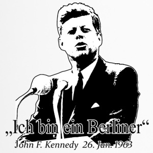 JF Kennedy - Travel Mug