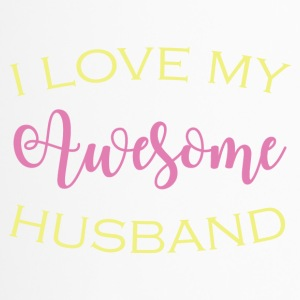 AWESOME HUSBAND - Thermobecher