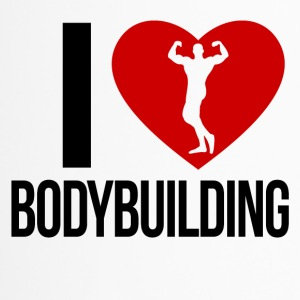 I LOVE BODYBUILDING - Thermobecher