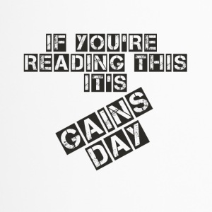 gainsday - Mug thermos