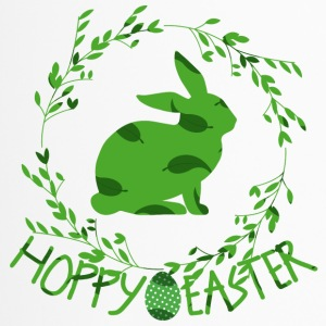 Ostern / Osterhase: Hoppy Easter - Thermobecher
