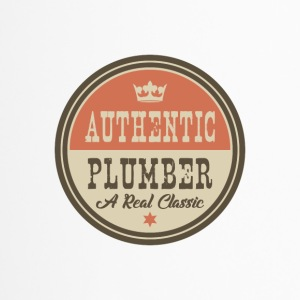 AUTHENTIC PLUMBER - KLEMPNER - Thermobecher