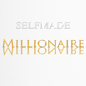 Selfmade Millionaire Gold - Thermobecher