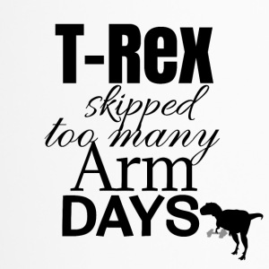 T-Res skipped too many arm days - Thermobecher