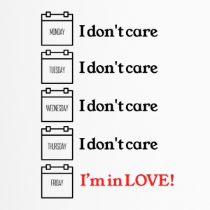 I do not care - Travel Mug