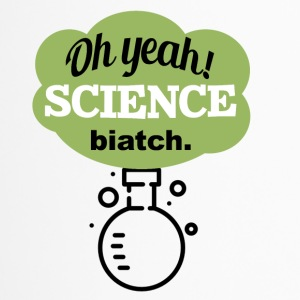 Oh Yeah science Chienne - Mug thermos