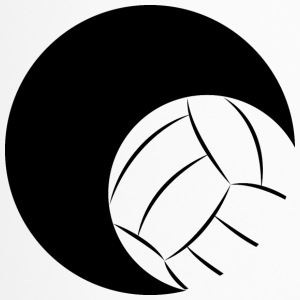 Basketball Volleyball - Thermobecher
