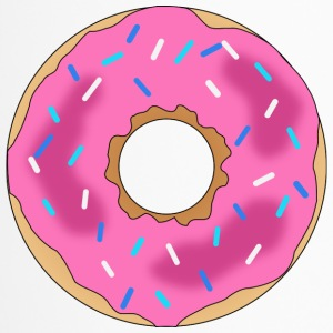 Donut - Pink - Thermobecher