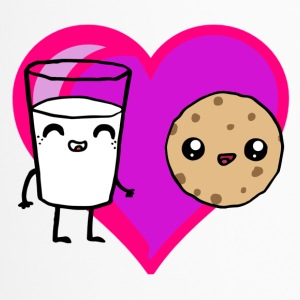 Milk and Cookie Friends Kawaii Design - Thermobecher