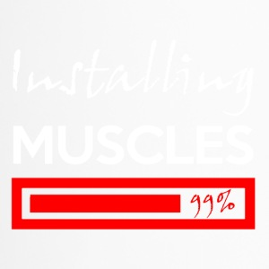 Installing muscles 99% - Thermobecher