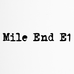 Mile End - Tazza termica