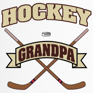 Hockey Grandpa - Travel Mug