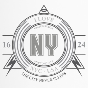 New York Badge - Termokrus