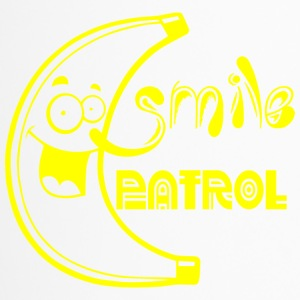 SMILE PATROL gelb - Thermobecher