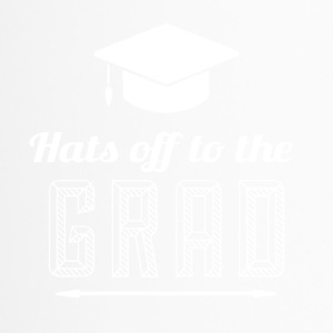 High School / Graduation: Hats off to the degree - Travel Mug