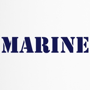 Marine Marineblau - Thermobecher