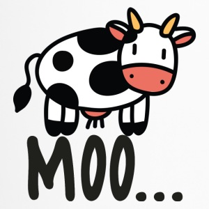 Cow / Farm: Moo ... - Travel Mug