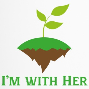 Earth Day / Earth Day: I'm with her - Travel Mug
