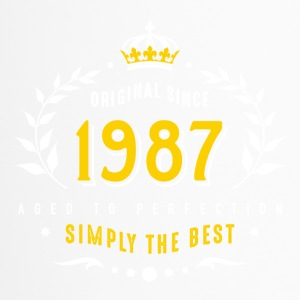 original since 1987 simply the best 30th birthday - Thermobecher