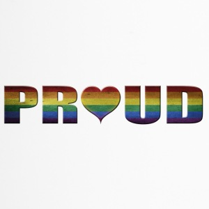 proud to be gay - Thermobecher