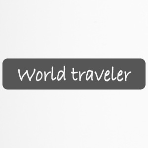 world traveler - Thermobecher