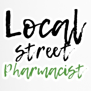 Pharmazie / Apotheker: Local Street Pharmacist - Thermobecher
