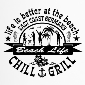 Chill Grill East Coast - Travel Mug