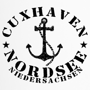 Cuxhaven Logo - Thermobecher