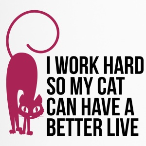 My cat have better live - Thermobecher