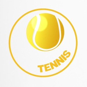 Tennis - tennis Circle - Tennis Ball - Termokopp