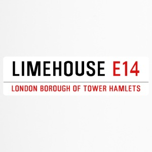 Limehouse Street Sign - Travel Mug