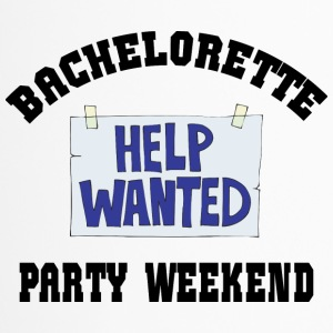 Bachelorette Party Help Wanted - Travel Mug