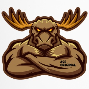 Ace Original Moose Mascot - Termosmugg