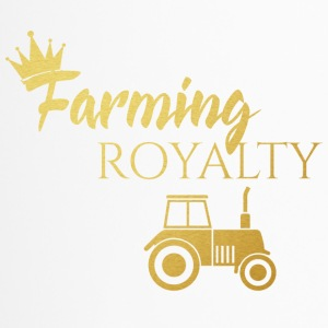Farmer / Landwirt / Bauer: Farming Royalty - Thermobecher