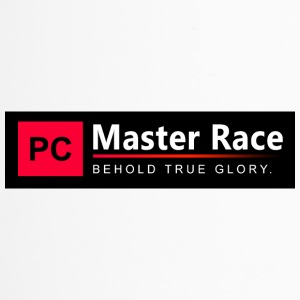 PC Master Race - Thermobecher