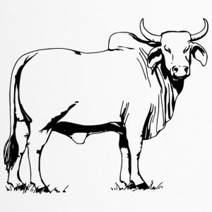 cow71 - Thermobecher