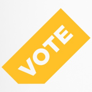 Go Vote! - Thermobecher