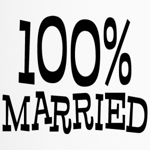 Just Married 100% - Thermo mok