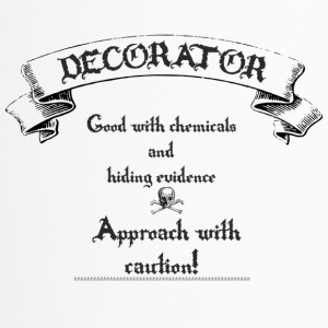 decorator, painter - Travel Mug