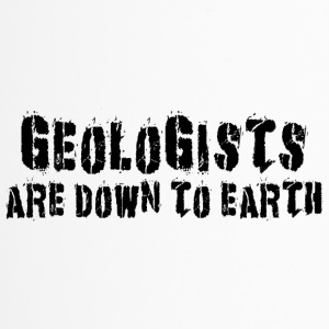 De geologen zijn Down To Earth - Thermo mok