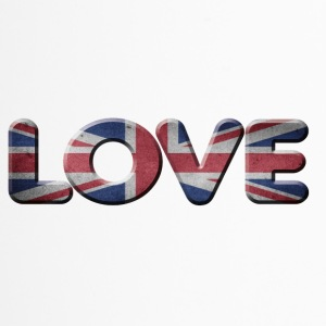 I LOVE ENGLAND GREAT britian - Termokrus