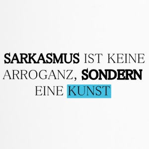 Sarkasmus!!! - Thermobecher