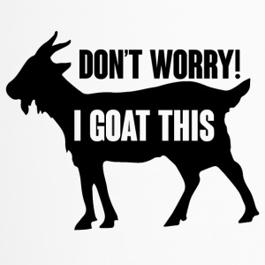 Farmer / Farmer / Farmer: Do not Worry! ik Goat - Thermo mok